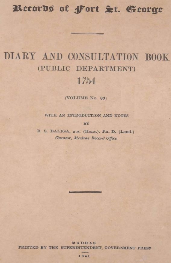 Diary and consultation book